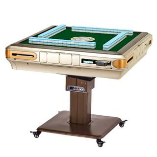 国喜usb充电豪华版折叠麻将机新款全自动四口静音麻将桌电动折叠香槟金