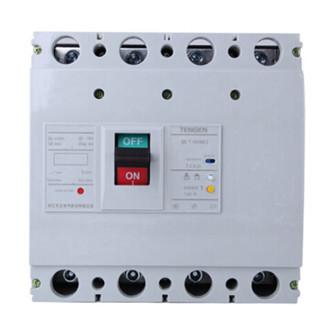 天正电气(TENGEN)塑壳断路器 TGM1-250L/4300B 160A /个  可定制