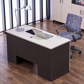 中伟电脑桌办公桌单人位简约书桌家用办公桌1.4mm