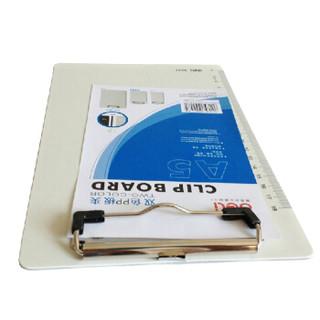 得力(deli)A5  9247 书写板夹 A5塑料板夹 9247  10个/包
