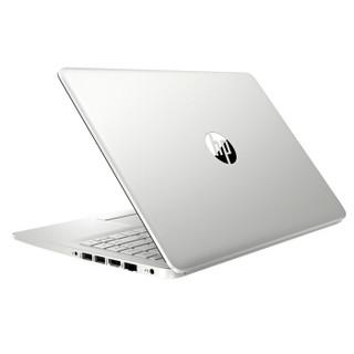 HP 惠普 惠普 - 星系列 HP14s-cr1013TX 14.0英寸 笔记本电脑 闪耀银 i7-8565U 8GB 512GB SSD