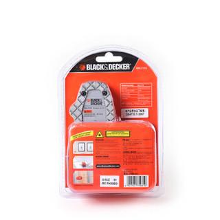 百得(BLACK&DECKER)精密多功能激光水平仪 红外线室内外激光水准仪 投标线打线仪 准确度高BDL210S