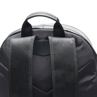 EMPORIO ARMANI 阿玛尼奢侈品19秋冬新款男士双肩背包 Y4O214-YC043 BLACK-80001 U