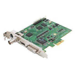 天创恒达TC550N1视频采集卡HDMI DVI SDI VGA斗鱼PS4游戏会议高清直播AI采集卡
