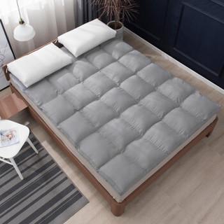 百富帝(byford)床褥子加厚立体床垫子双人1.8米床用榻榻米床垫被 180*200 立体灰色