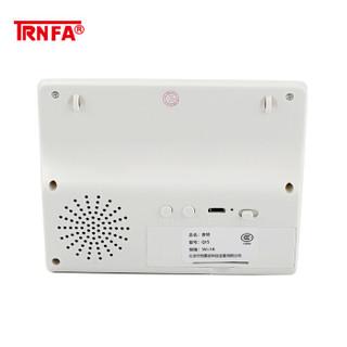 信发(TRNFA)TN-S002(白色)蓝牙收款语音播报器/语音提示收款音响/大音量蓝牙微信支付音响