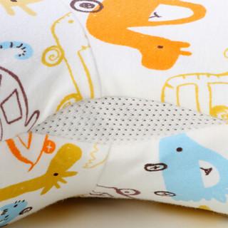 米乐鱼儿童睡袋婴儿抱被宝宝分腿防踢被秋冬夹棉厚款奔奔车80*52cm