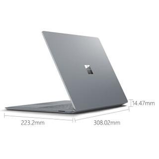 微软(Microsoft)商用 Surface Laptop 2 专业版 超轻薄触控笔记本(第八代 i5 8G 128G 亮铂金)
