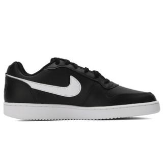 耐克NIKE 男子 休闲鞋 EBERNON LOW 运动鞋 AQ1775-002黑色43码