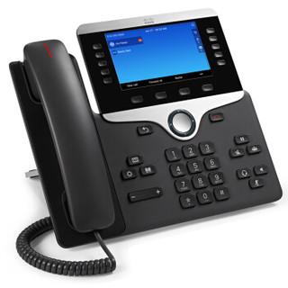 思科(CISCO)CP-8841-K9= 企业级彩屏IP电话