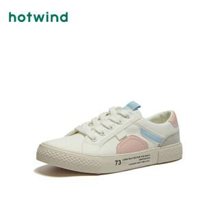 热风HotwindH14W9532女士时尚休闲鞋 24花色 35