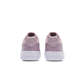 乔丹 女鞋空军一号板鞋透气低帮小白鞋运动鞋 XM4690502 丁香粉/白色 38.5