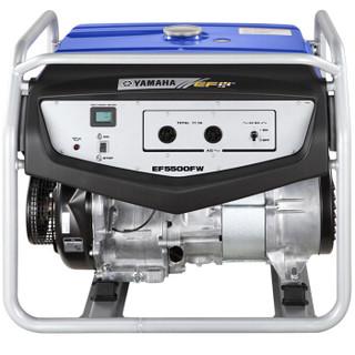 雅马哈汽油发电机组EF5500FW 单相家用小型3.8KW静音车载220V订制