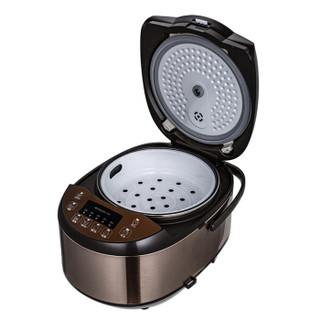 荣事达(Royalstar)RFB-S5018 电饭煲 家用预约定时智能微电脑一键通方煲5L