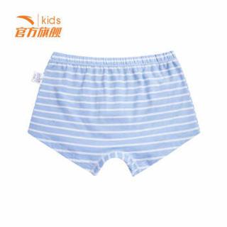 安踏(ANTA)官方旗舰店男中大童运动内裤组合装39844974浅蓝色、白色/蓝色、天蓝色-1/170