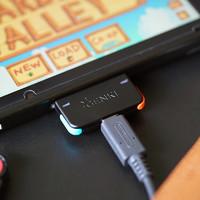 GENKI蓝牙适配器Switch耳机接收器PS4任天堂NS音频转接无线发射器