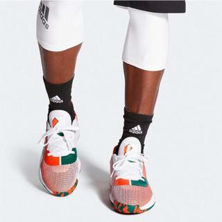 阿迪达斯 ADIDAS 男子 篮球系列 Pro Bounce 2019 Low GCA 运动 篮球鞋 EF8809 42码UK8码