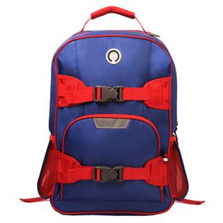 Mr.P小学生书包1-3-6年级 减负儿童男双肩背包