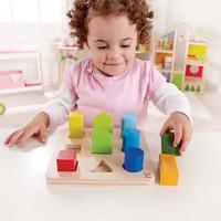 德国(Hape)儿童玩具拼拼乐 *2件