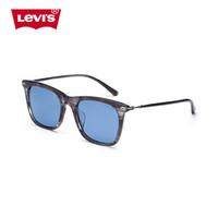 李维斯(Levi's)太阳镜 男女款灰色框渐变片板材偏光墨镜LS92050 C03P 52mm