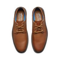 Skechers 斯凯奇 66438-COG 男子商务休闲皮鞋