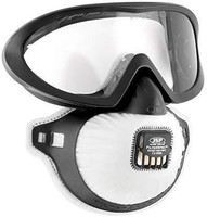 JSP AGE130-201-100 FilterSpec Pro 黑色,带 FMP3 阀过滤器,等同n95
