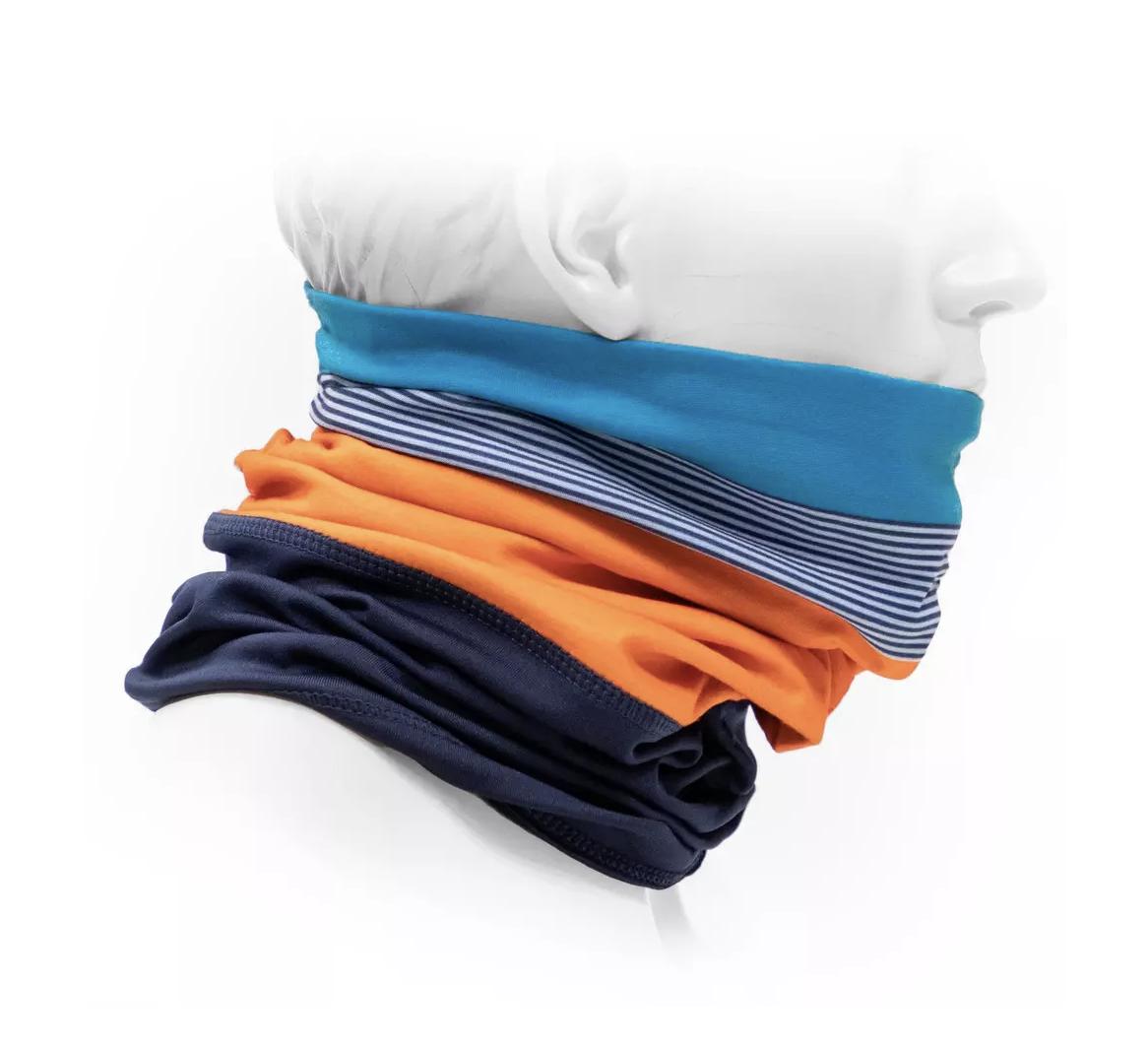 DECATHLON 迪卡侬 500系列 户外围巾 159171-8549181 黑色/黑色