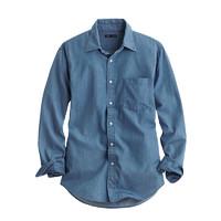 lativ 诚衣  40475 男士牛仔长袖衬衫