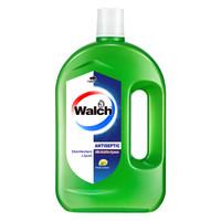 威露士(Walch)柠檬除菌消毒液 1L *6件