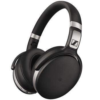 百亿补贴 : SENNHEISER 森海塞尔 HD 4.50BTNC 耳罩式头戴式蓝牙降噪耳机 黑色