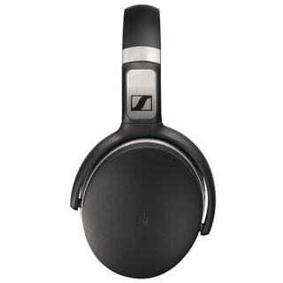 (内购)森海塞尔(Sennheiser)HD 4.50BTNC 无线蓝牙降噪头戴式耳机 高保真耳机 黑色