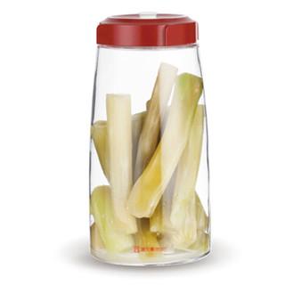 居元素 思密达双排气孔玻璃酵素罐 三件套 家用泡菜水果密封罐 储物泡酒发酵瓶 N9826600002