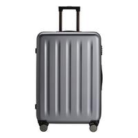90分旅行箱拉杆箱男女万向轮登机行李箱 星空灰 24英寸(需托运)