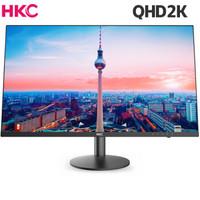 HKC 23.8英寸IPS顯示器 T248Q (2560*1440、72%NTSC)