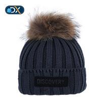 Discovery 非凡探索 EELG92164 户外秋冬新品男女保暖针织帽