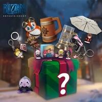 新补货:BLIZZARD 暴雪 周边新年福袋 8款可选 *2件