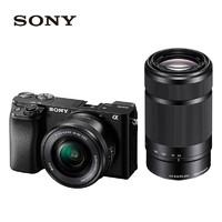 Sony/索尼 Alpha 6100L (16-50/55-210) 半画幅微单相机 A6100L