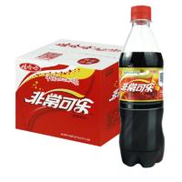 娃哈哈 非常可乐 500ml*12瓶 清爽解渴解腻 *4件