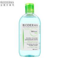 贝德玛净妍洁肤保湿4效合1卸妆水500ML 绿水