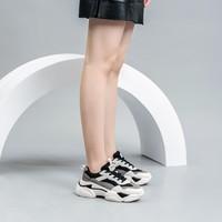 CARTELO 卡帝乐鳄鱼 KD10117 女款老爹鞋