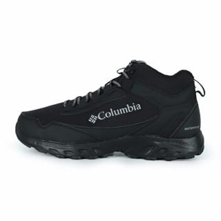 哥伦比亚(Columbia)徒步鞋 户外秋冬情侣款防滑耐磨透气休闲运动鞋 BM0824 010(男) 42