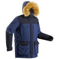 ARCTIC 500 极地徒步旅行防水保暖羽绒派克大衣 - 蓝色
