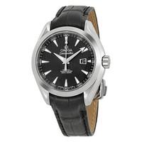 银联专享:OMEGA 欧米茄 海马系列 Aqua Terra 23113342001001 女士机械腕表