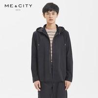 ME&CITY 527187 男款时尚潮流外套