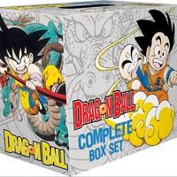 《Dragon Ball 七龙珠》盒装1~16册 英语版