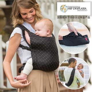 infantino 婴蒂诺迷你旅行婴儿背带