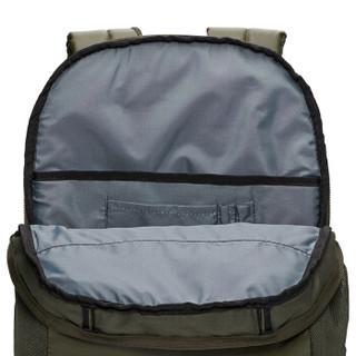 耐克(NIKE) 男女 双肩包 背包 训练包 学生书包 电脑包 BRASILIA 运动包 BA6124-325卡其色中号