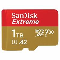 SanDisk 闪迪 Extreme TF卡至尊极速 SDSQXA1 存储卡