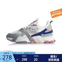 LI-NING 李宁 001征程 AGCQ016 女子休闲运动鞋 *2件