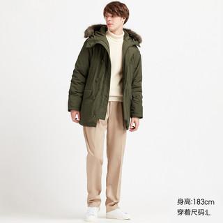UNIQLO 优衣库 420667 男士军装风夹克